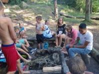 Camping in Zweden: activiteiten