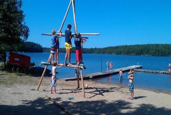 waterglijbaan bouwen