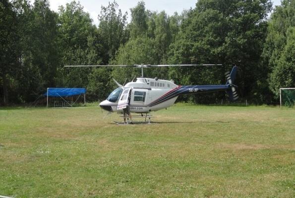 Helicopterrondvlucht
