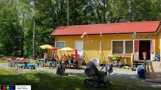 Stensjö camping receptie